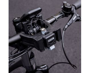 ORTLIEB Mounting Set E-Bike (pro Ultimate6/Front-Basket) se zámkem