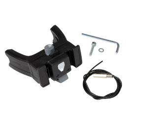 ORTLIEB Mounting Set E-Bike (pro Ultimate6/Front-Basket) bez zámku
