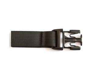 """ORTLIEB Přezka """"X-Stealth"""" s popruhem pro Office-Bag (25 mm)"""