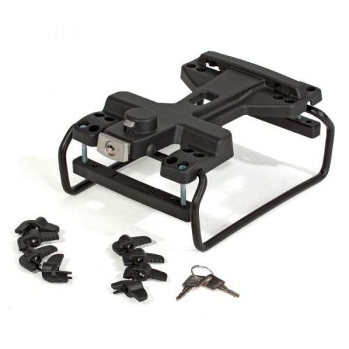 Uzamykatelný adaptér pro montáž Travel-Biker nebo Trunk-Bag