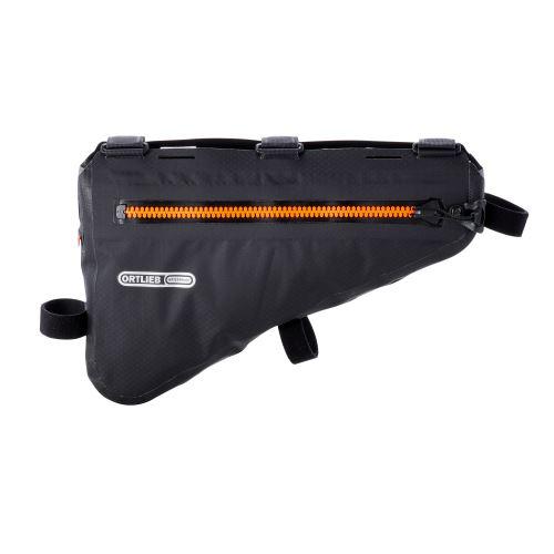 vodotěsná rámová brašna nejen na bikepacking