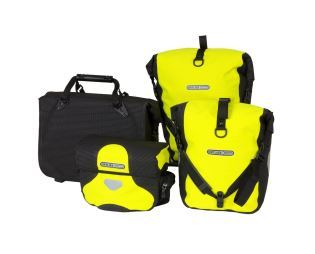 ORTLIEB Back-Roller High Visibility - kus