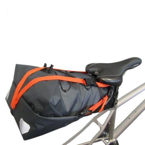 popruhy pro dokonalé upevnění Seat-Packu