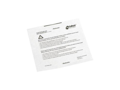 Ochranné folie proti poškrábání nosiče