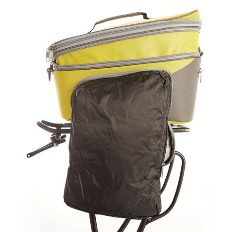 RACKTIME Talis Plus, Trunk Bag eco