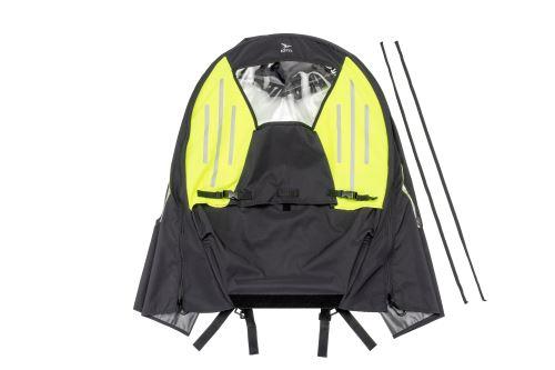 Ochrana pasažérů proti nepříznivému počasí na GSD