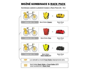 ORTLIEB Rack-Pack XL - 89 L