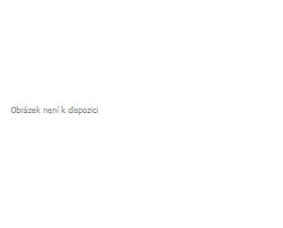 NZD Novatec 157mm disc, 32d. červená