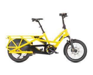 TERN GSD S10 - žlutá/šedá