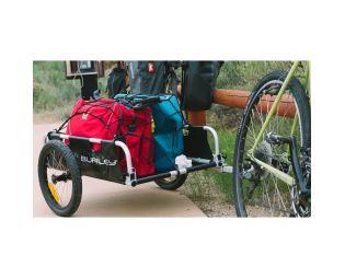 BURLEY Flatbed - nákladní vozík za kolo nákladní vozík za kolo