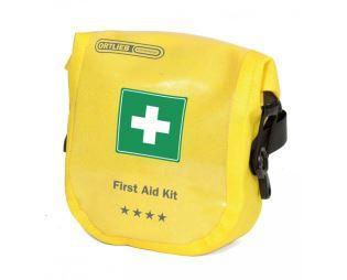 ORTLIEB First-Aid-Kit Safety Level Medium - žlutá - Fixing straps - 1.2 L