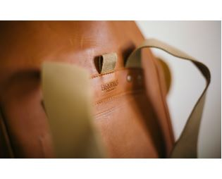BROOKS PICKWICK Hard Leather - 26L - černá