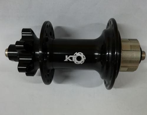 Novatec single speed náboj Q-lite, 32 děr