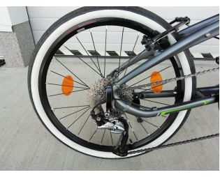 TERN Verge D9 - Testovací kolo
