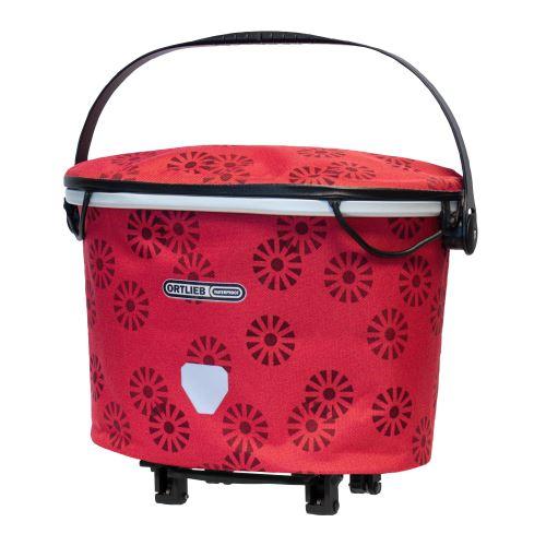 voděodolný košík na zadní nosič