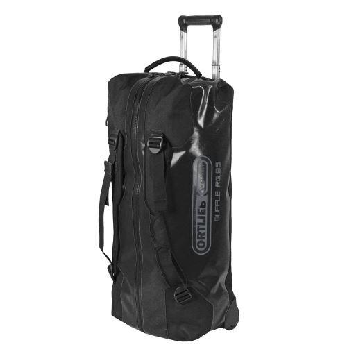 vodotěsná cestovní taška na kolečkách s madlem