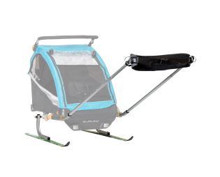 BURLEY SKI set pro vozíky
