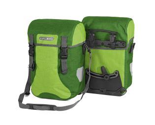 VYSTAVENÉ ZBOŽÍ - ORTLIEB Sport-Packer Plus - světle zelená / zelená - QL2.1 - 30L/pár