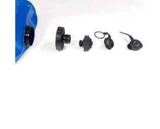 ORTLIEB Shower Valve - černá