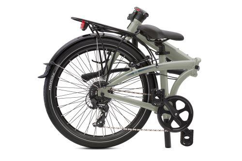 """zadní nosič 24"""" pro skládací kolo"""