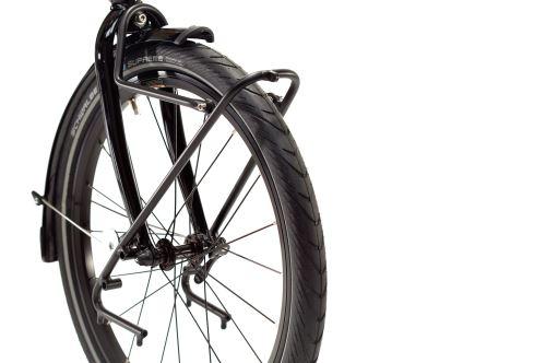 přední nosič pro skládací kolo