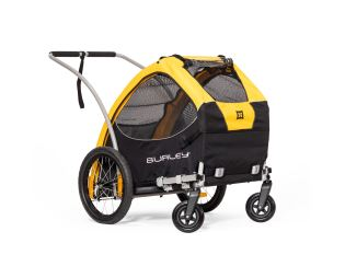 BURLEY Tail Wagon Stroller Kit