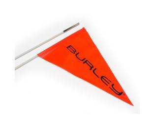 BURLEY vlaječka na vozík
