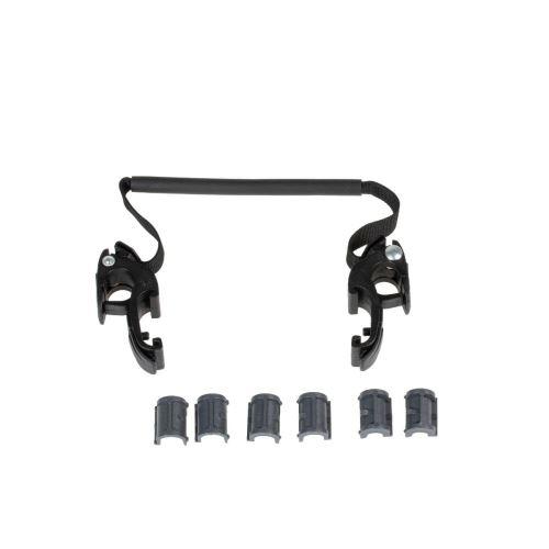 náhradní háky pro brašny s QL2.1 systémem (16mm)