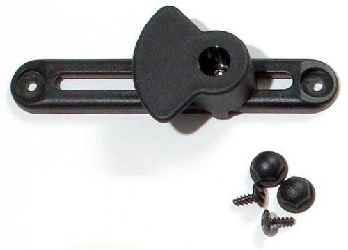 ORTLIEB - spodní otočný hák pro s lištou