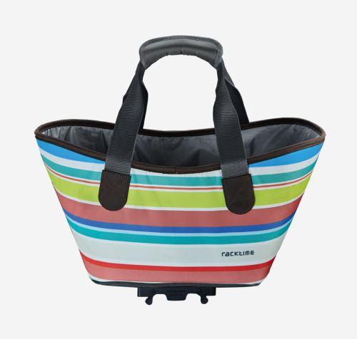 taška na zadní nosič se systémem SnapIt