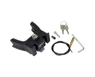 ORTLIEB Mounting Set E-Bike (pro Ultimate6/Front-Basket) se zámkem