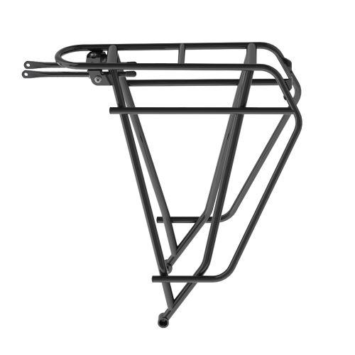 zadní ocelový nosič na kolo