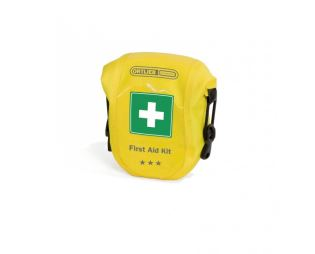 ORTLIEB First-Aid-Kit Safety Level Regular - žlutá - Fixing straps - 0.6 L