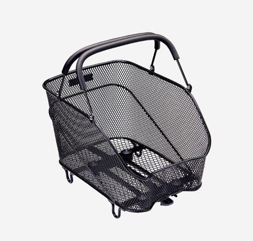 košík na zadní nosič se systémem SnapIt