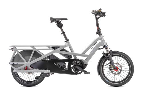 "SAMPLE TERN GSD R14 EU Performance CX 20"" - 14 spd Forge Gray/Silver"
