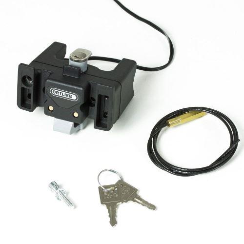 speciální upevňovací mechanismus s konektory