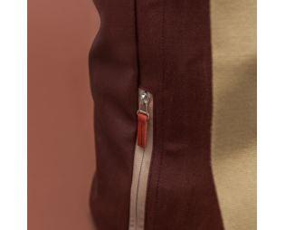 BROOKS PICKWICK Canvas - oranžová/červená - 12 L
