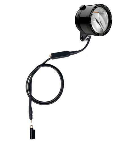 Dynamové přední světlo SON s kabeláží